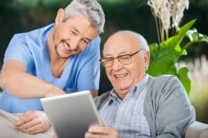 Assisted Living in Theodore AL: The Role of Technology