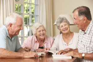 Assisted Living in Fairhope AL: Staying Busy